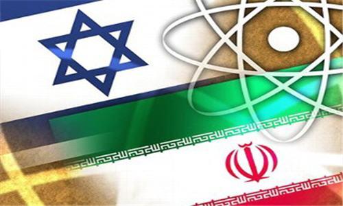 Izrael Iran