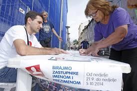 Referendum prikupljanje potpisa