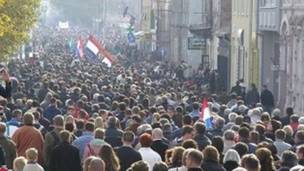 Vukovar kolona