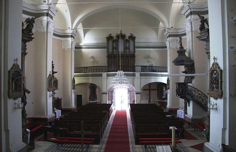 Ivan Jaklin -orgulje sv. Nikove u Varaždinu