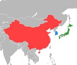 Japan Koreja