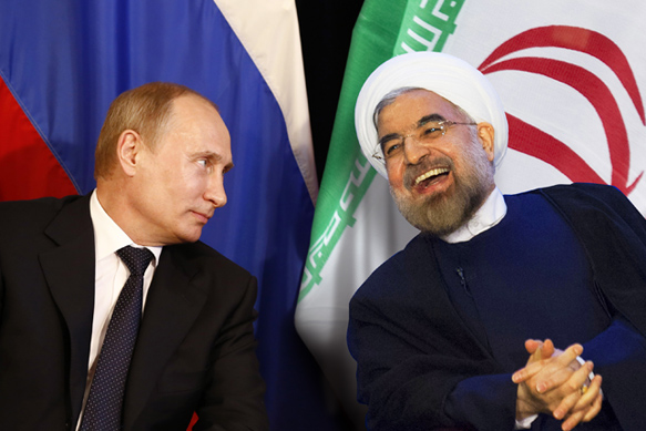Iran Rusija