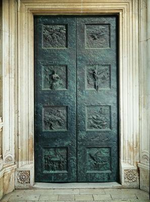 Vratnice hvarske katedrale
