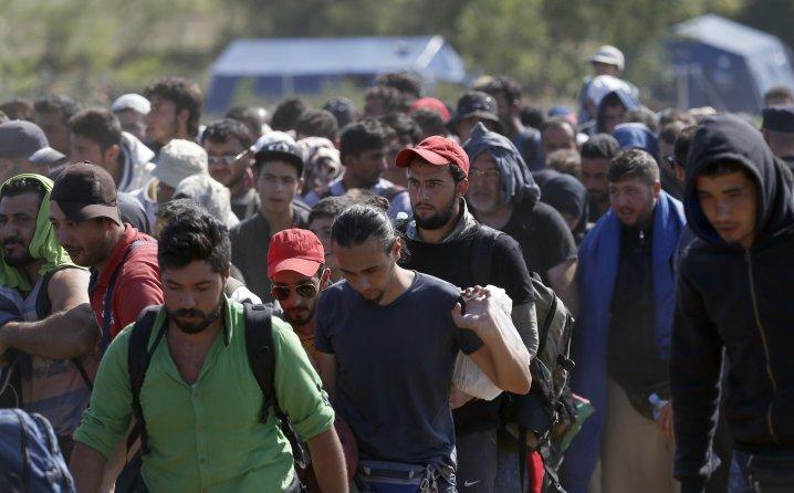 Izbjeglice Njemacka