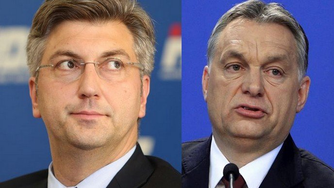 Plenkovic Orban