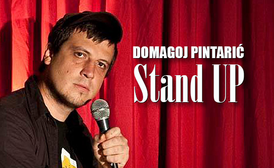 Pntaric stand up