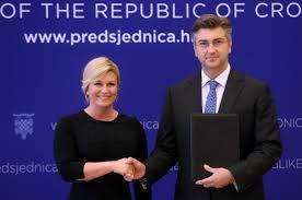 KOlinda Plenković