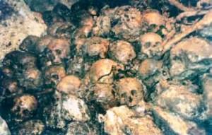 KOMUNISTIČKI ZLOČINI Posmrtni ostaci žrtava komunizma 300x191