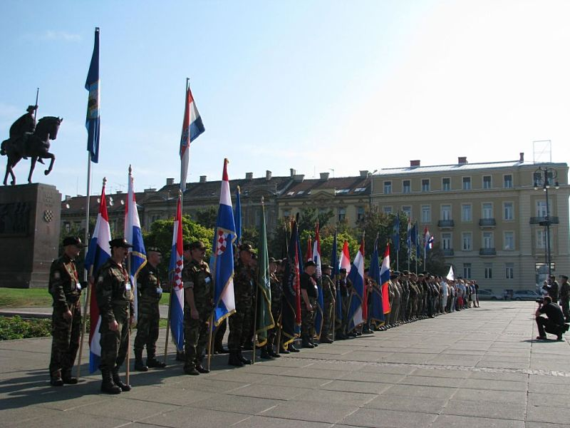 Dan pobjede u Zagrebu 2012.