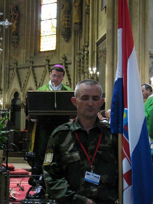 Dan pobjede u Zagrebu 2012. - Katedrala