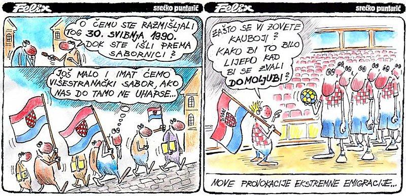 Sabor - kauboji - Srećko Puntarić - Felix
