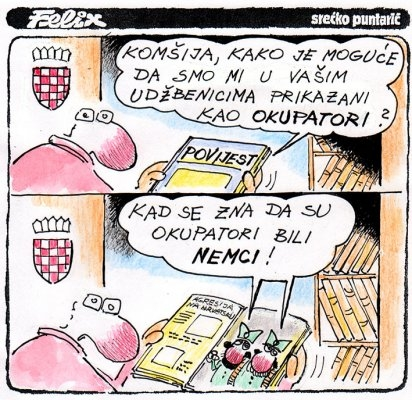 Okupatori - Srećko Puntarić - Felix