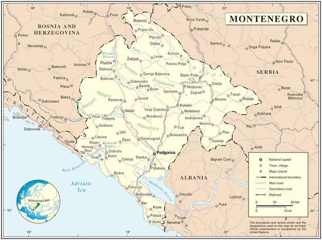Crna+gora+karta
