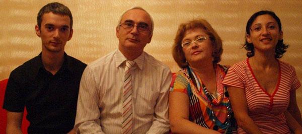 Obitelj Bagdasarov