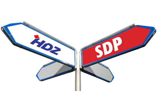 HDZ SDP
