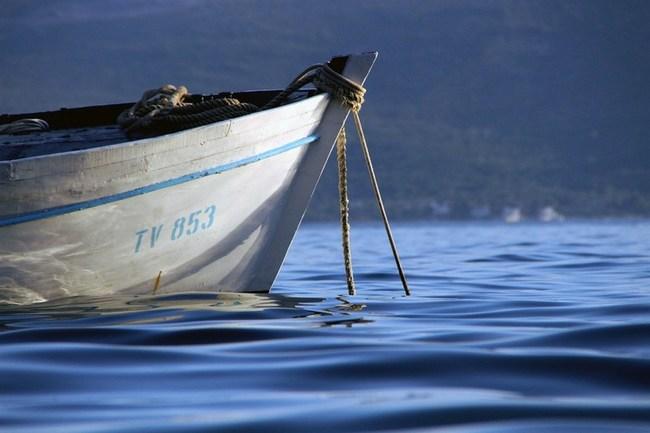 u svili jutarnjeg mora