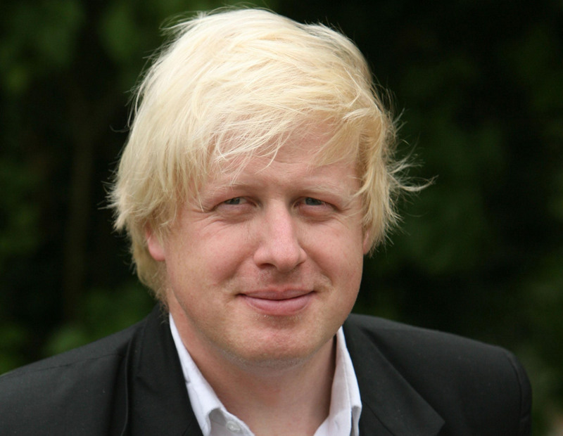 Boris Johnosn