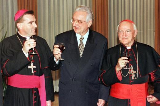 Kardinal Kuharic Covjek Kojeg Je Narod Slusao Portal