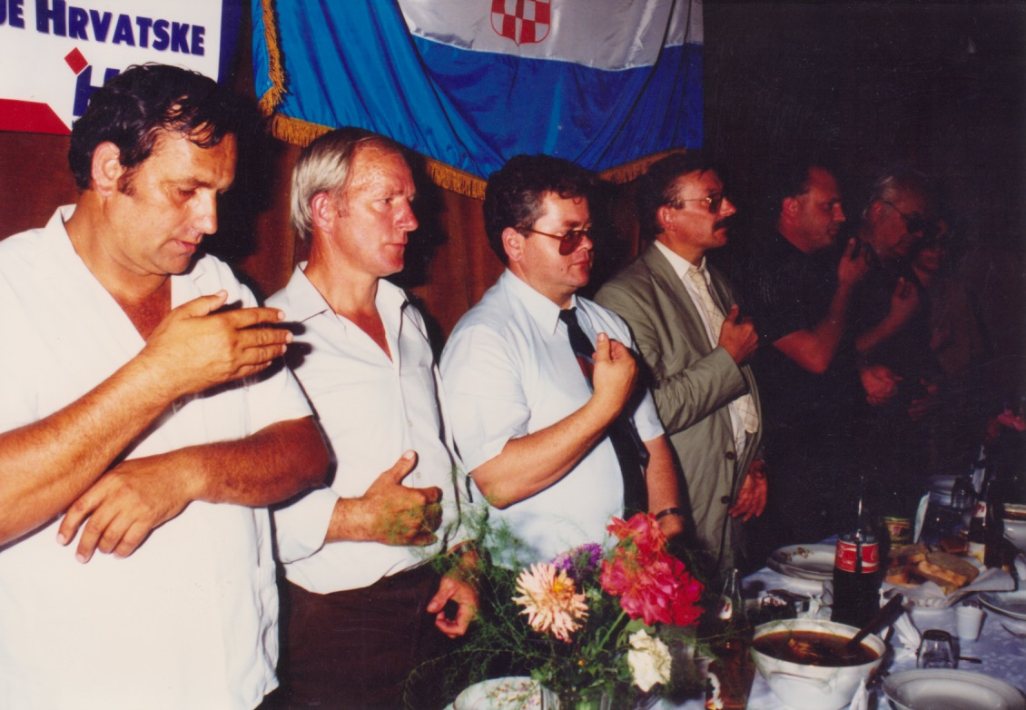 Dr. Sreter bio je predsjednik Kriznoga staba za Zapadno slavonsku regiju