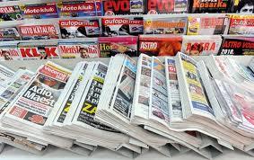 Mediji - novine