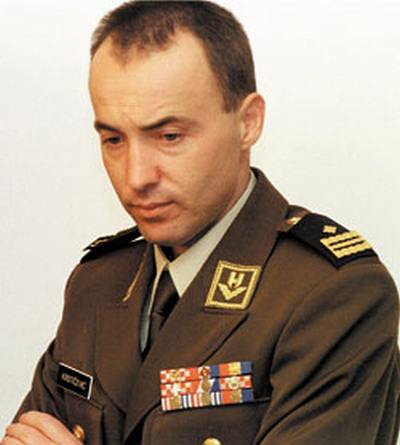 General Krsticevic