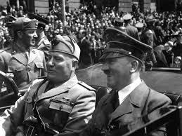 Hitler Mussolini