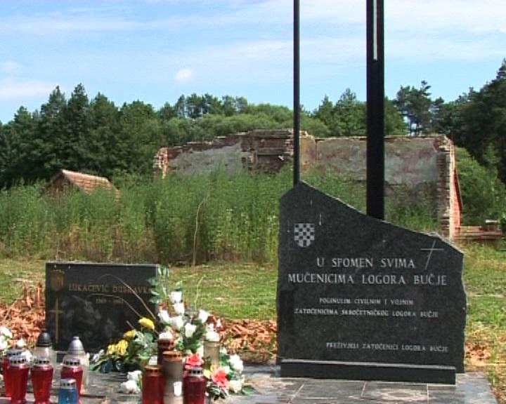 Spomen-obiljezje za logorase iz Bucja
