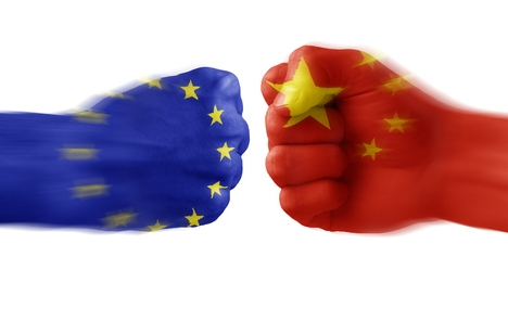 EU Kina