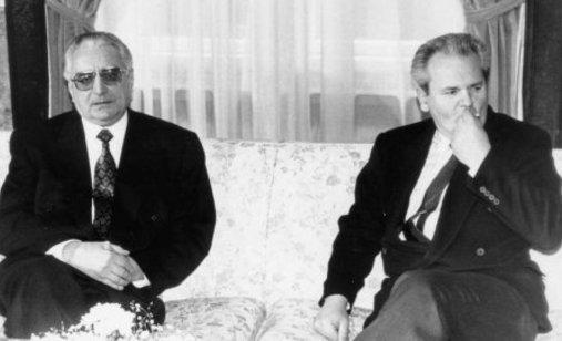 Tuđman Milošević
