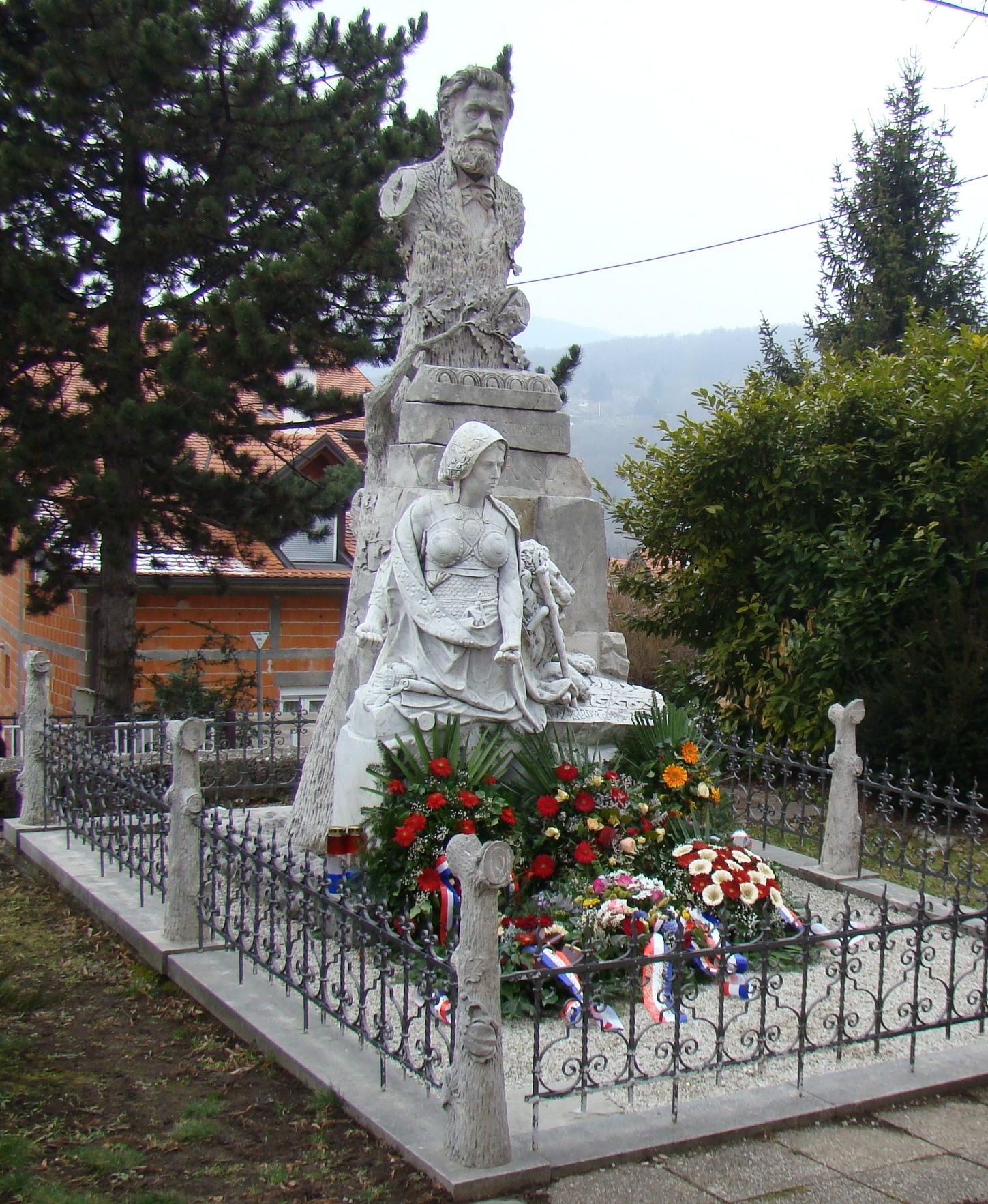 Ante Starčević grob