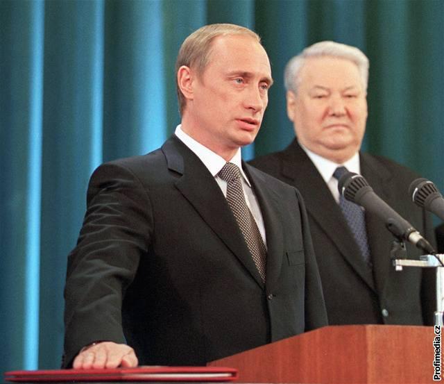 Putin Jeljcin
