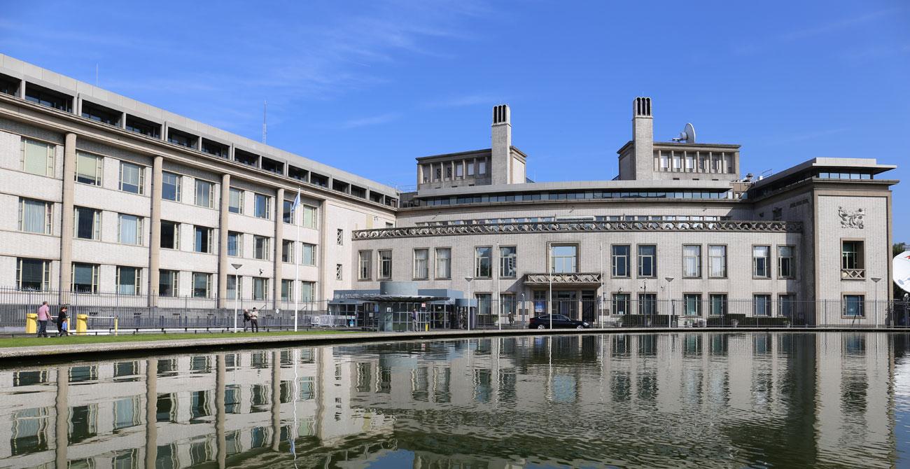 Haag zgrada