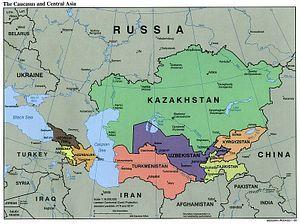 Srednja Azija