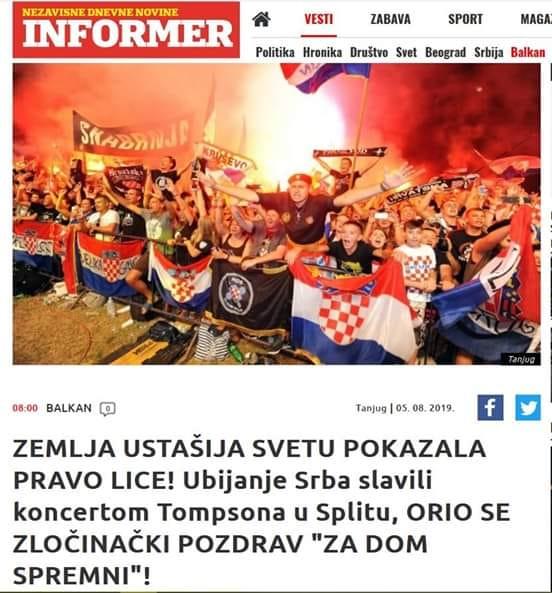 Srpska propaganda