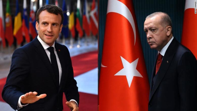 Macron Edrogan