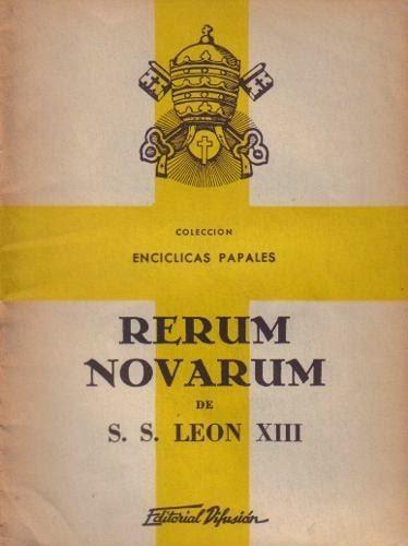 RerumNovarum