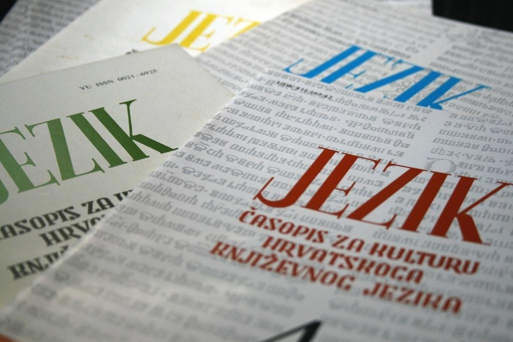 Casopis Jezik