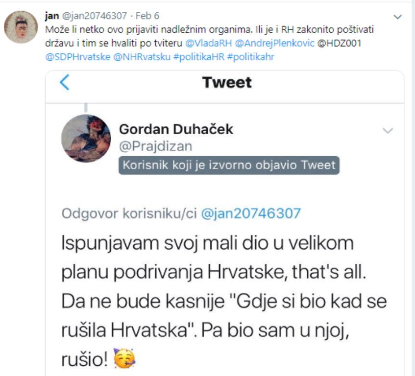 Gogo Duvacek