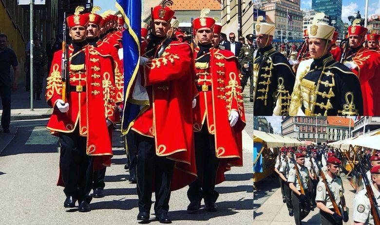 HV Hrvatska vojska