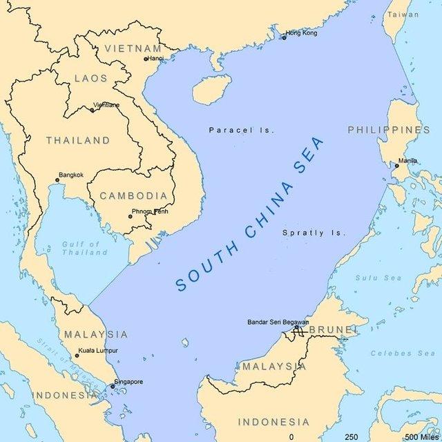 Juznokinesko more