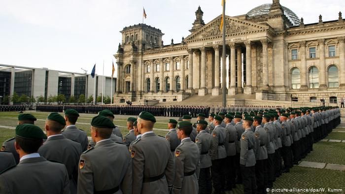 Deutshe Welle: Njemačka – novi svjetski policajac?