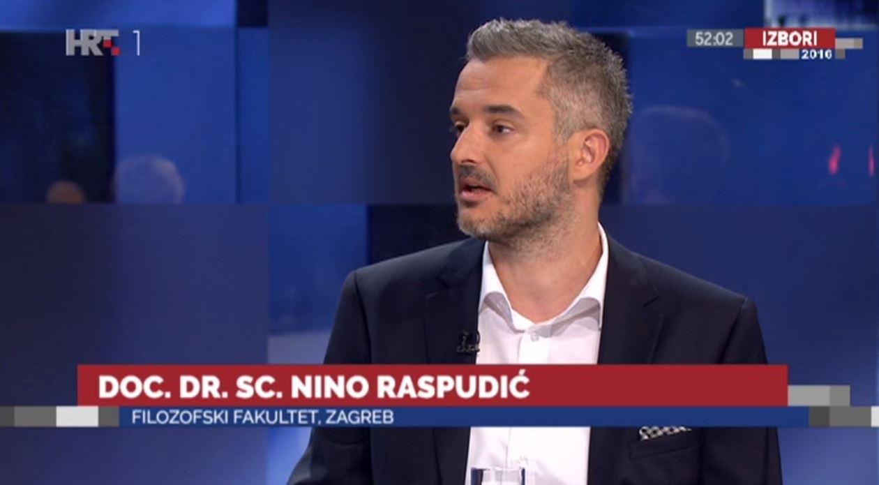 N. Raspudić: Urota whatsapp-viberovska i sječa glava u HDZ-u