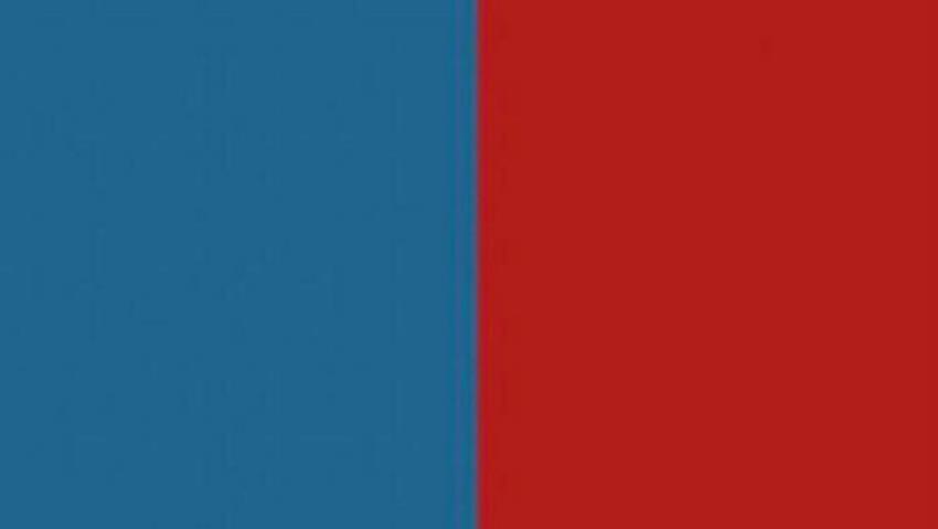 Plavo crveno