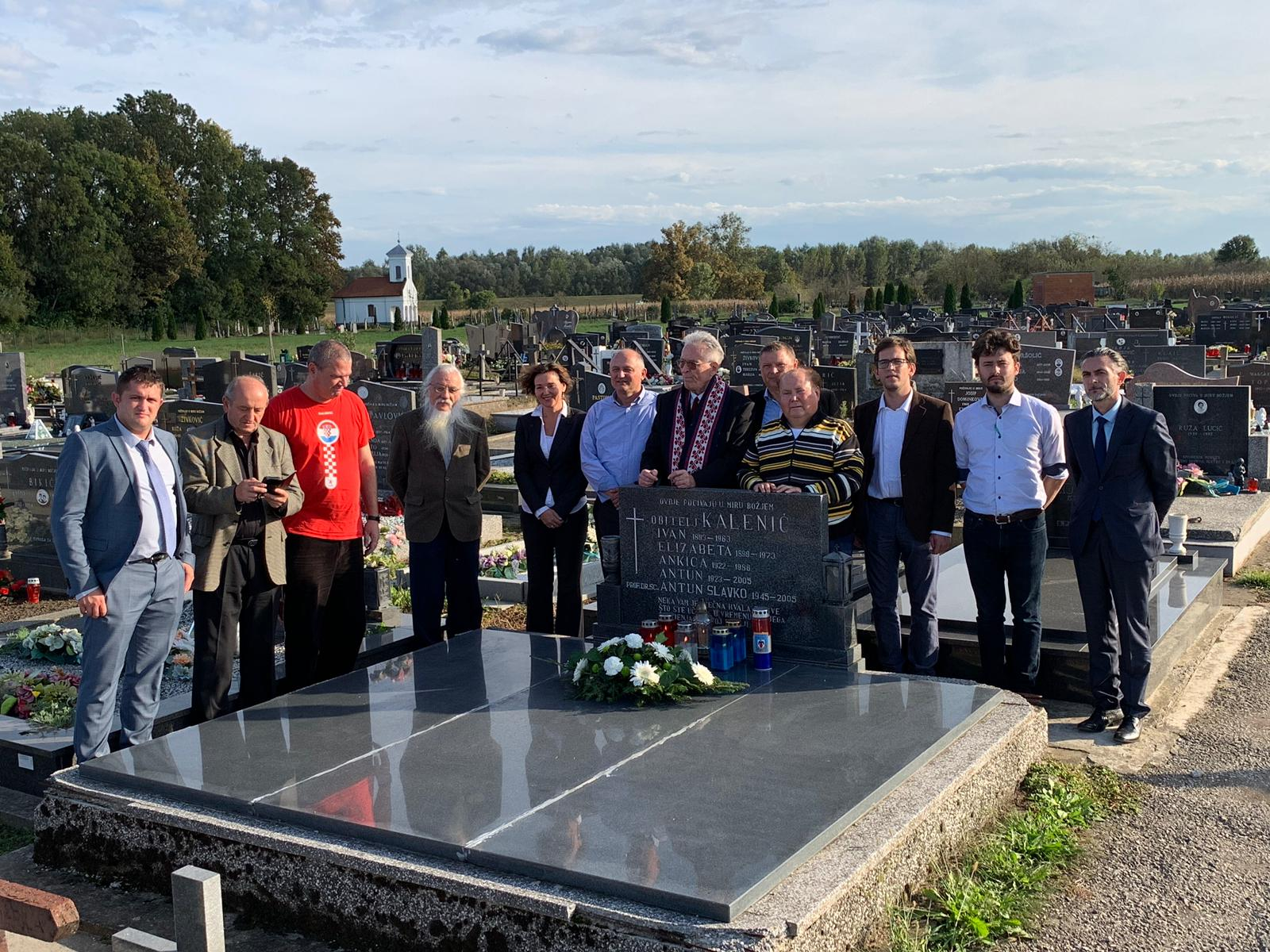 Održan znanstveni simpozij u čast pokojnom dr. sc. Antunu Slavku Kaleniću