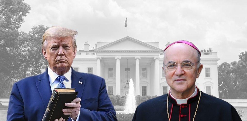 Nadbiskup Viganò u pismu Trumpu: 'Djeca tame' otkrila su svoje ...