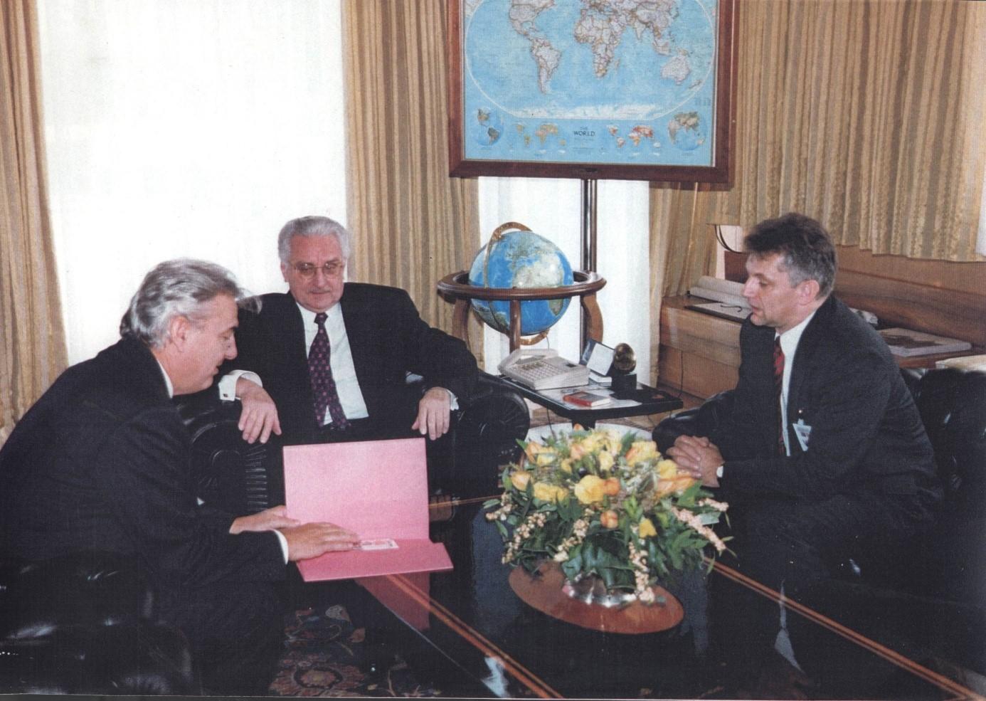 Tuđman Doresic i Barišić