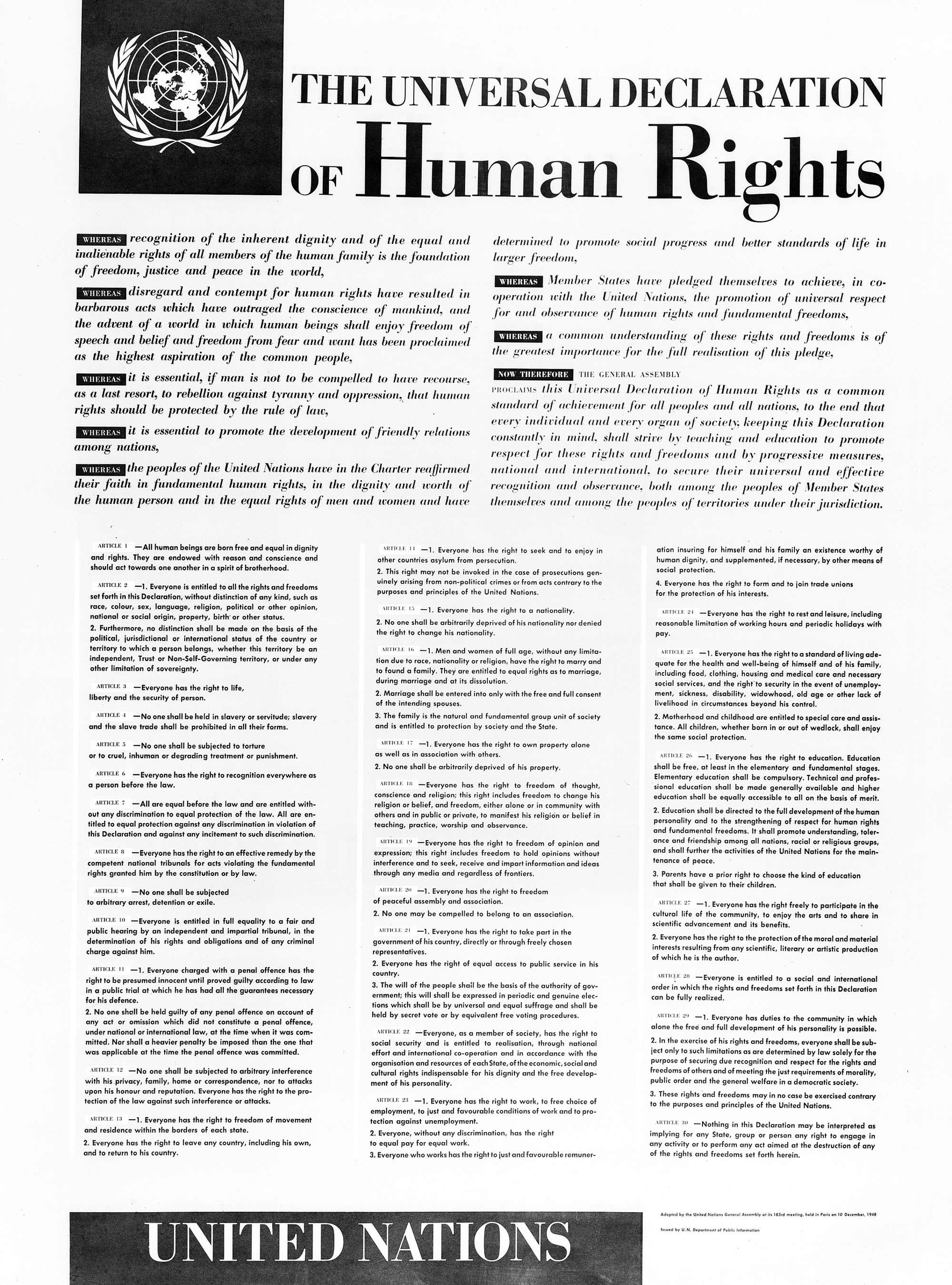 UN Deklaracija