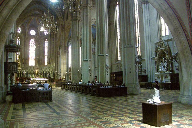 đavlova Glava U Zagrebackoj Katedrali 3 5 Portal Hrvatskoga