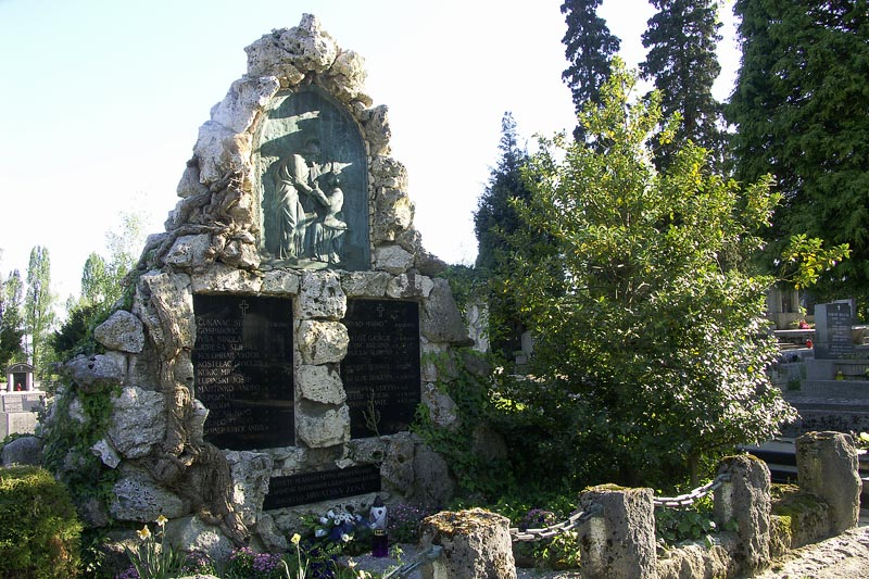44 Prosinacke zrtve Mirogoj