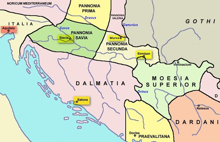 O Tome Se Ne Govori Simboli Grba Kraljevine Slavonije 4 4